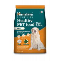 Himalaya Healthy Pet Food Meat & Rice (Adult) 3 kg