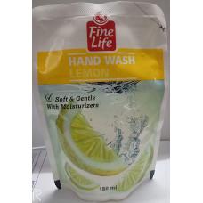 Fine Life Lemon Handwash 180 ml Refill