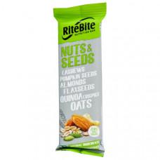Ritebite Nut & Seed 35 Gm Bar