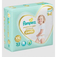 Pampers Premium Care Pants Xxl 32 Nos Diapers