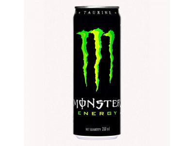 Monster Energy Drink 350 Ml Liq