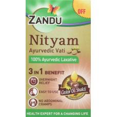 Zandu Nityam 250 Mg Tab