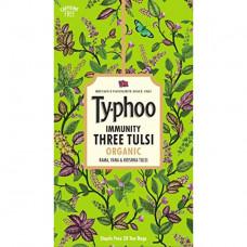 Ty.phoo Immunity Three Organic Tulsi Tea Bags (Pack of 20)