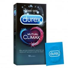 Durex Mutual Climax Condoms (Pack of 10)
