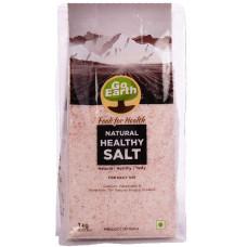 Go Earth Organic Pink Rock Salt 1 Kg