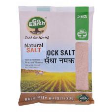 Go Earth Organic Pink Rock Salt 2 Kg