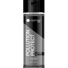 Raphael Shower Gel Men Pollution Protect 250 Ml