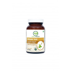 Geo Fresh Organic Tulsi 750 mg 90 Tablets