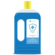 Raphael Handsafe Rub-in Disinfectant Original 1000 Ml