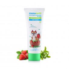Mama Earth Baby Berryblast Toothpaste 50 Gm