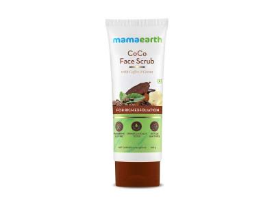Mama Earth Choco Face Scrub 100 Ml