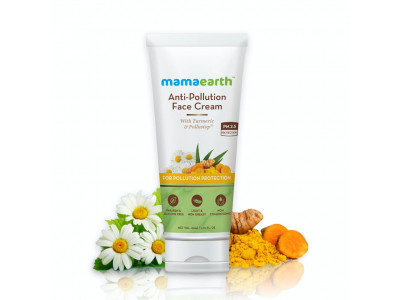 Mama Earth Anti Pollution Face Cream 80 ml