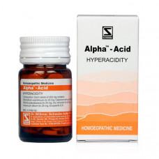 Schwabe Alpha Acid 20 gms