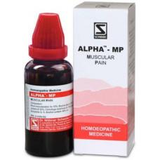 Schwabe Alpha Mp-muscular Pain 20 gms