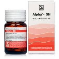 Schwabe Alpha Sh- Sinus Headache 20 gms