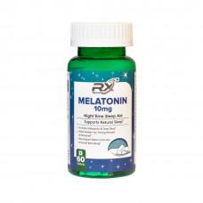 Rx Team Melatonin 10Mg 60 Tablets