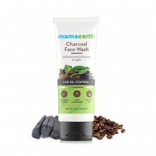 Mama Earth Charcoal Face Wash 100 ml