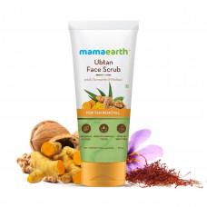 Mama Earth Ubtan Face Scrub 100 gm