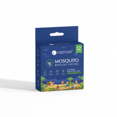 Raphael Mosquito Repellent Patches (Pack of 12)