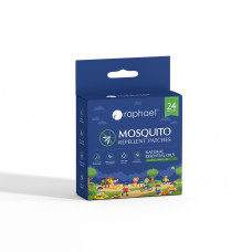 Raphael Mosquito Repellent Patches (Pack of 24)