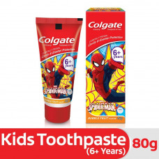 Colgate Spiderman Bubble Fruit Toothpaste 80 g