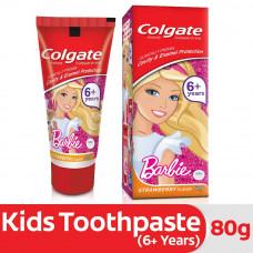 Colgate Barbie Strawberry Toothpaste 80 g