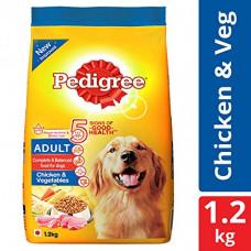 Pedigree Chicken & Veg. Stage-03 Adult 1.2 kgs