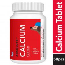 Drools Absolute Calcium Tab - 50 pcs