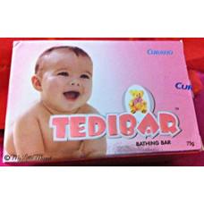 Tedibar Bathing Bar - 75 gm