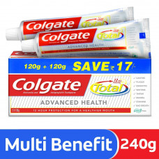 Colgate Advanced Health Cavity Protection Toothpaste 240 g (Pack of 2)