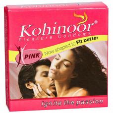 Kohinoor Pink - 3s