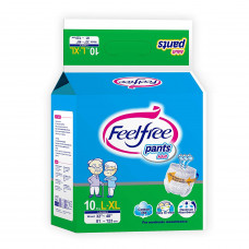 Feel Free Adult Diapers L-xl - 10 pcs