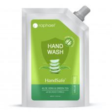 Raphael Handsafe Hand Wash Aloe Vera & Green Tea 400 Ml