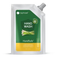 Raphael Handsafe Handwash Lemongrass 400 Ml