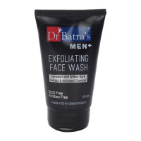 Dr Batra Mens Exfoliating 125 gm Face Wash