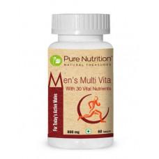 Pure Nutrition Mens Multi Vita 60 Tab