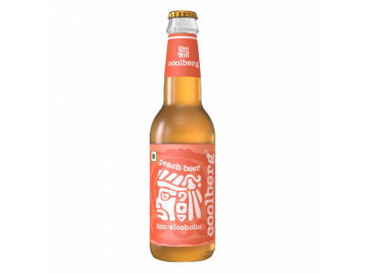 Coolberg Peach Non-Alcoholic Beer 330 ml