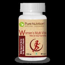 Pure Nutrition Women Multi Vita 60 Tab