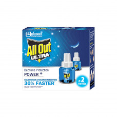 Allout Ultra 5 in 1 Mosquito Repellent Refill (Pack of 2)