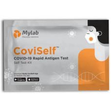 Coviself-Mylab covid-19 rapid antigen self test kit