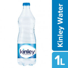 Kinley Drinking Water With Added Minerals, 1L