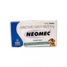 Neomec (Veterinary) 10 Mg Tab - (Pack-10)