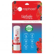 Raphael Lipsafe Spf-10 Tropical Punch 4.8 gm Lip Balm
