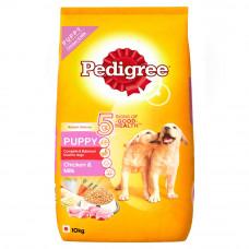 Pedigree Puppy With Chicken -  10 kgs