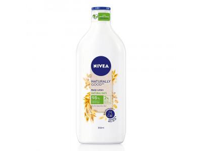 Nivea Naturally Good Natural Oat Body Lotion 200 ml