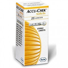 Accu-chek Softclix Lancets (Pack of 25)