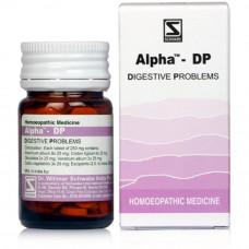SCHWABE ALPHA DP- DIGESTIVE PROBLEM 20 GMS