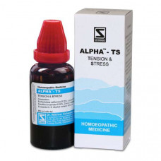 SCHWABE ALPHA TS-TENSION & STRESS 20 GMS