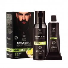 Bombay Shaving Company Brown Black Beard Colour 60 Ml