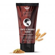 Bombay Shaving Company Beard & Face Wash 100 Gm